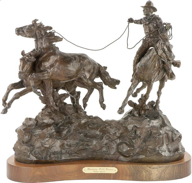Grant Speed | Running Wild Horses