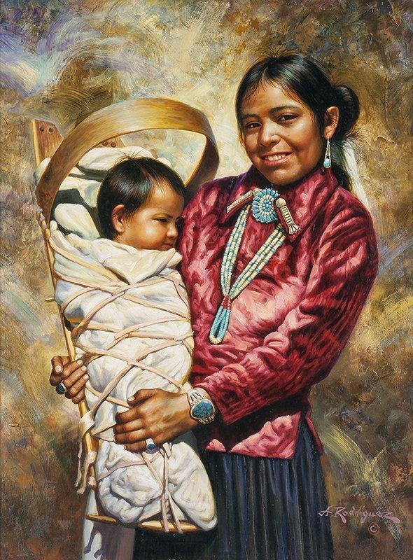 Alfredo Rodriguez | Madonna and Child