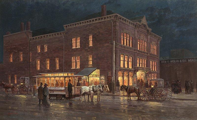 Robert Pummill | Night at the Dallas Opera