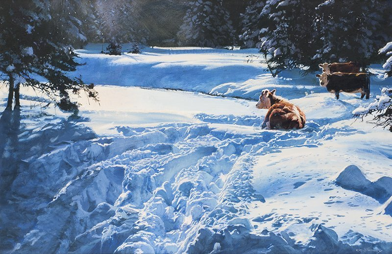Oleg Stavrowsky | Decker's Cows