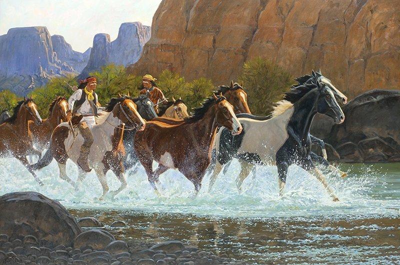 Ron Stewart | Apache Raiders