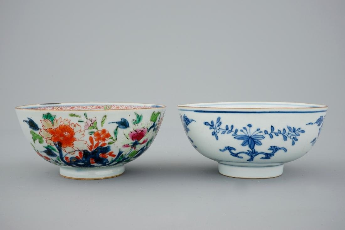 A collection of Chinese blue and white, famille rose - 3