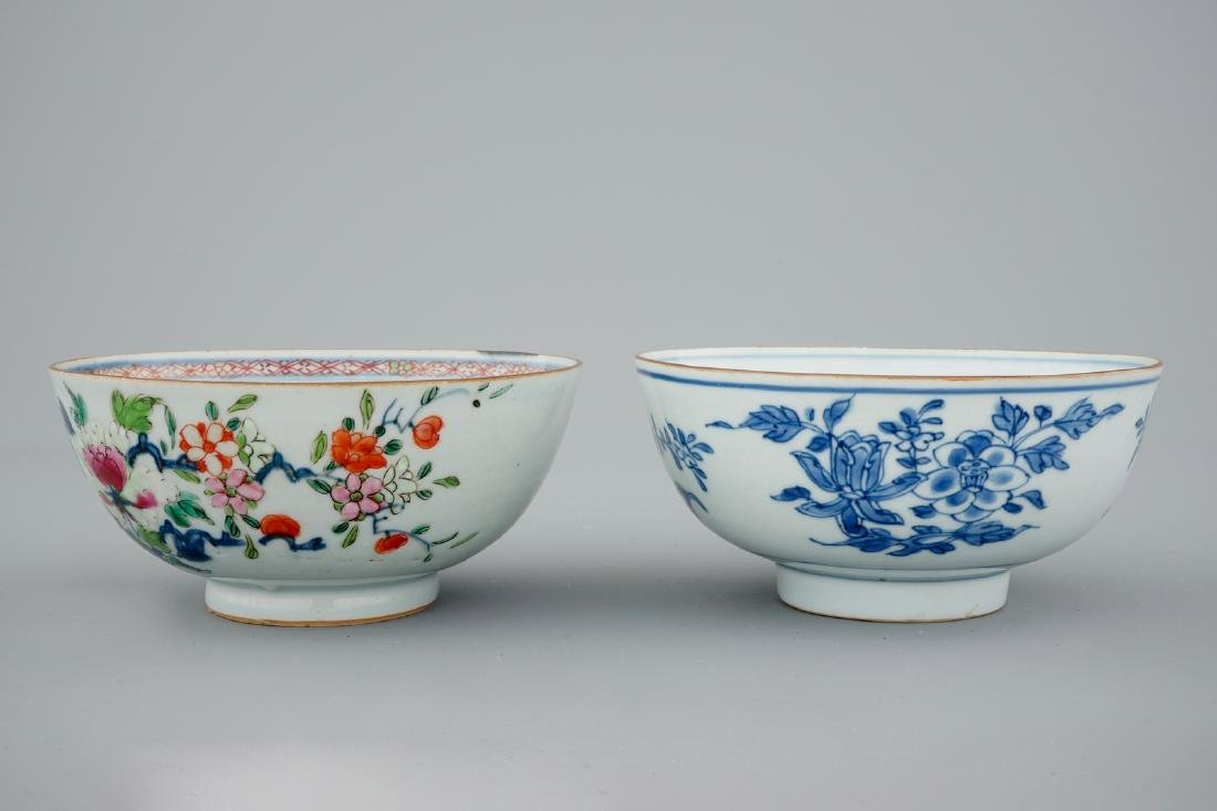 A collection of Chinese blue and white, famille rose - 4