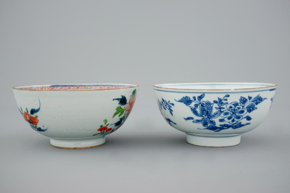 A collection of Chinese blue and white, famille rose - 6