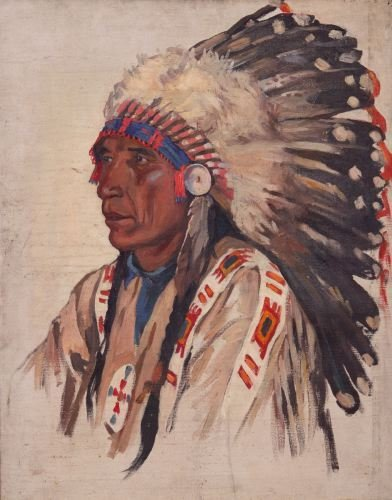 159: G. B. MITCHELL (American 29th C.) Oil on canvas