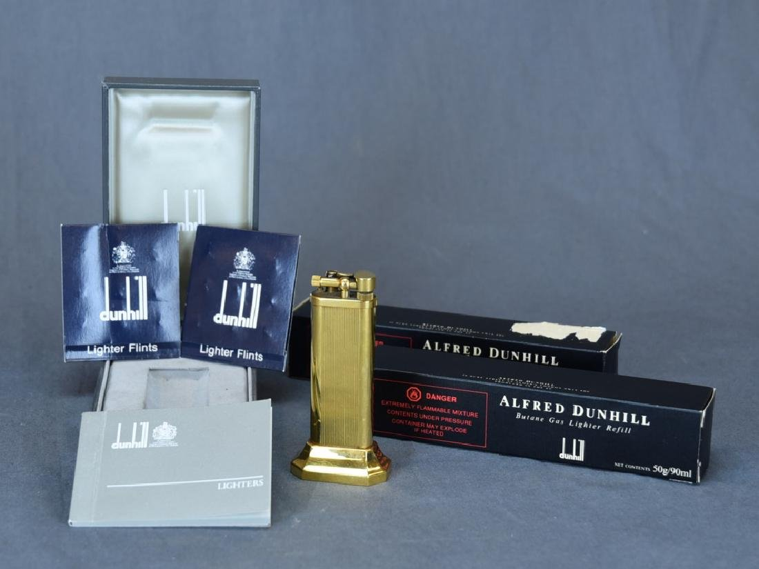 ALFRED DUNHILL LIGHTER, MADE IN ENGLAND