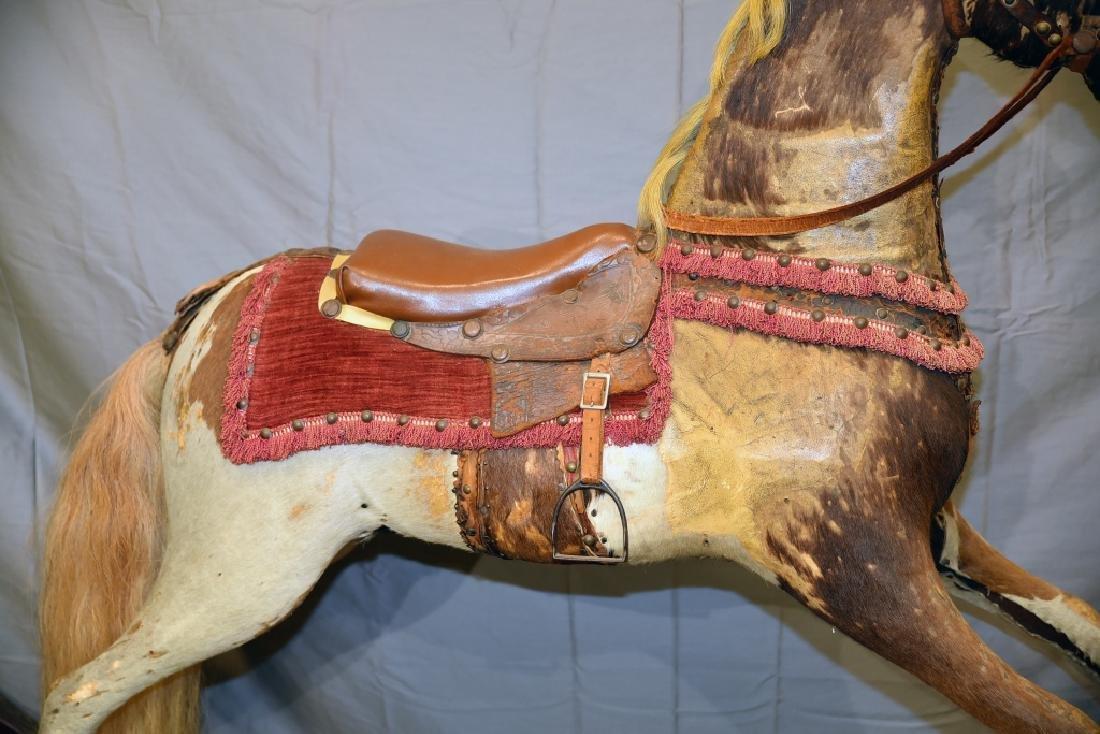 19th Century Child's Rocking Horse - 3