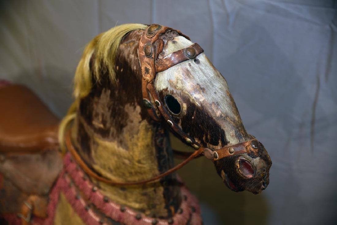 19th Century Child's Rocking Horse - 6