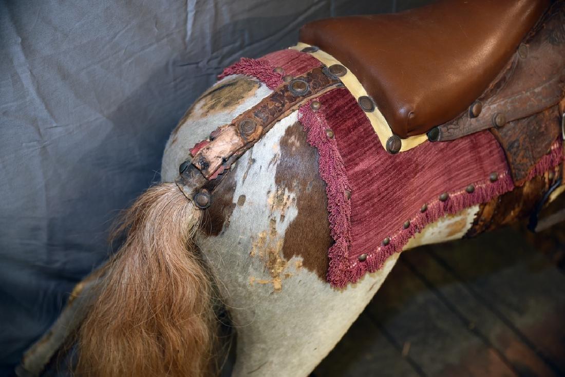 19th Century Child's Rocking Horse - 7