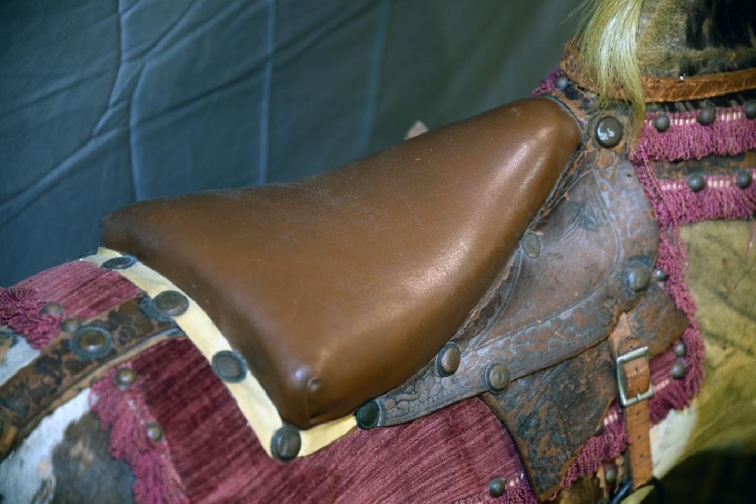 19th Century Child's Rocking Horse - 8