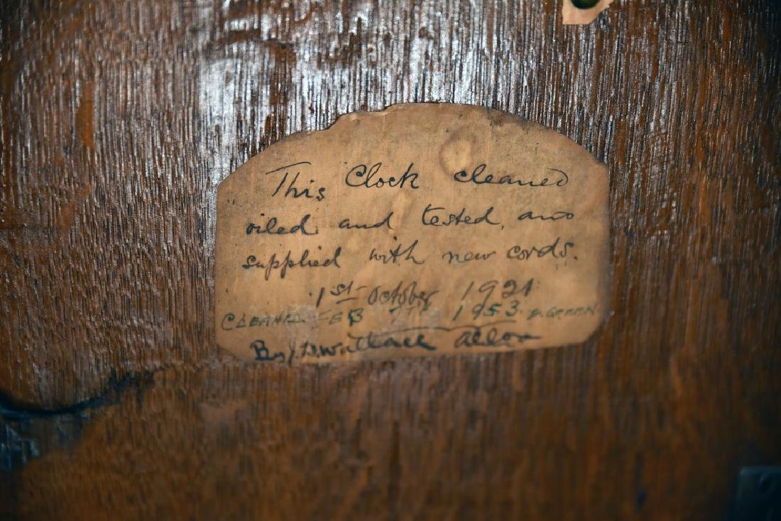 Circa 1780 Scottish Longcase Grandfather Clock - 14
