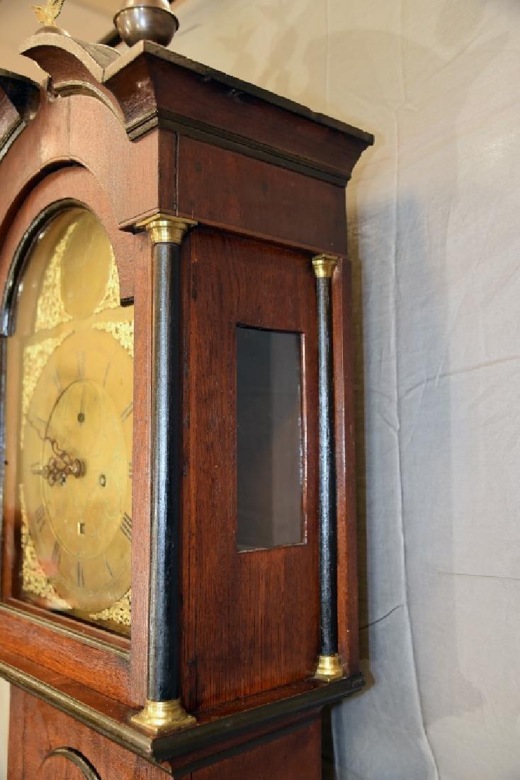 Circa 1780 Scottish Longcase Grandfather Clock - 15
