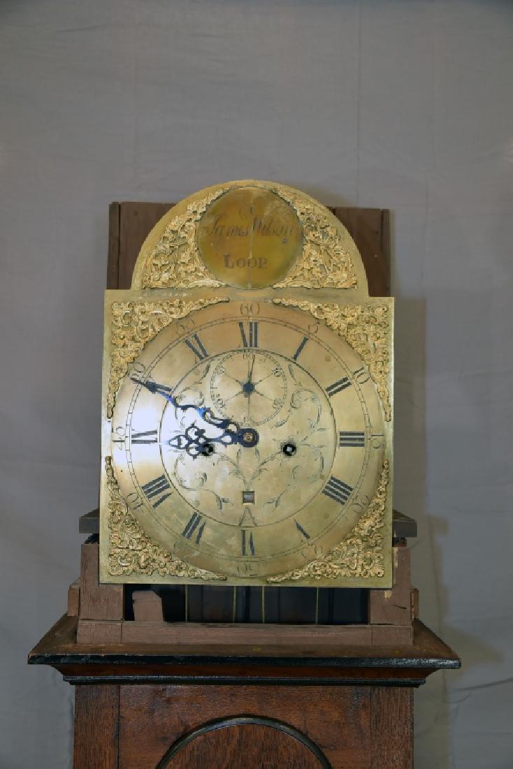 Circa 1780 Scottish Longcase Grandfather Clock - 17