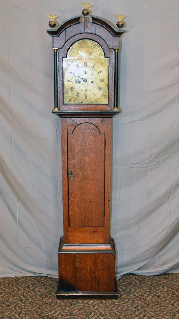 Circa 1780 Scottish Longcase Grandfather Clock