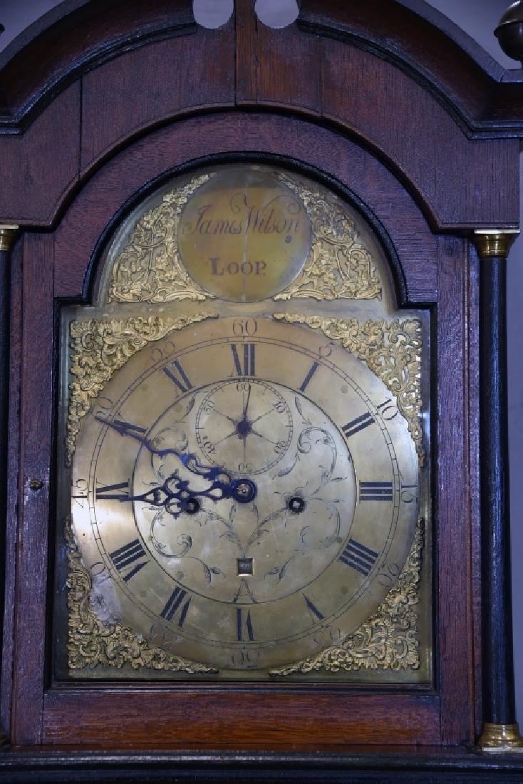 Circa 1780 Scottish Longcase Grandfather Clock - 2