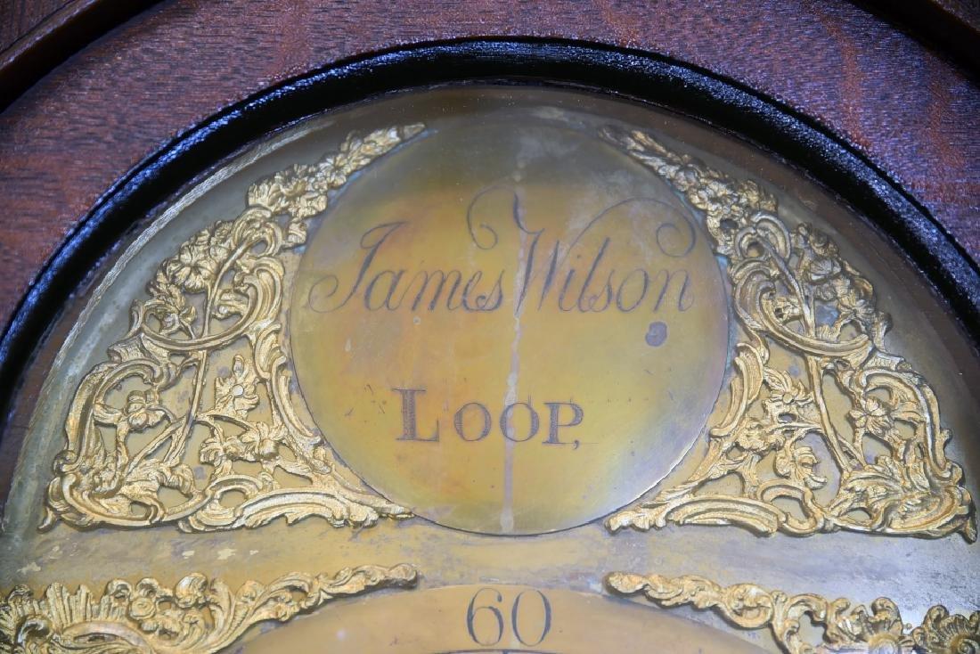 Circa 1780 Scottish Longcase Grandfather Clock - 3
