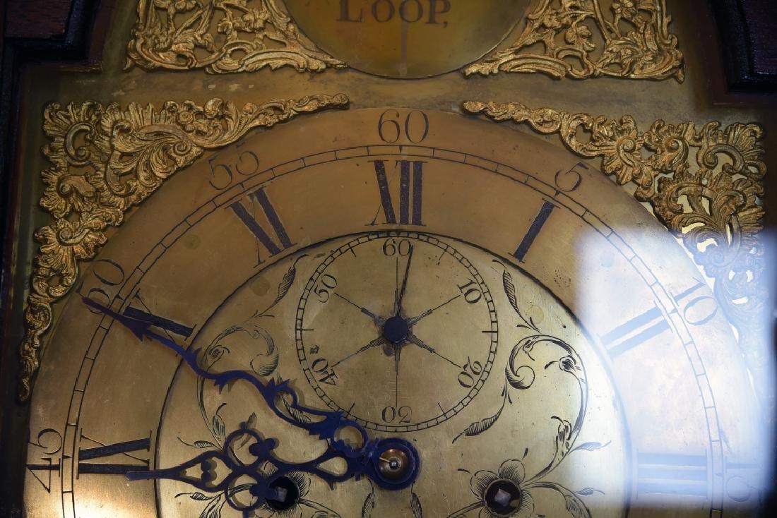 Circa 1780 Scottish Longcase Grandfather Clock - 4