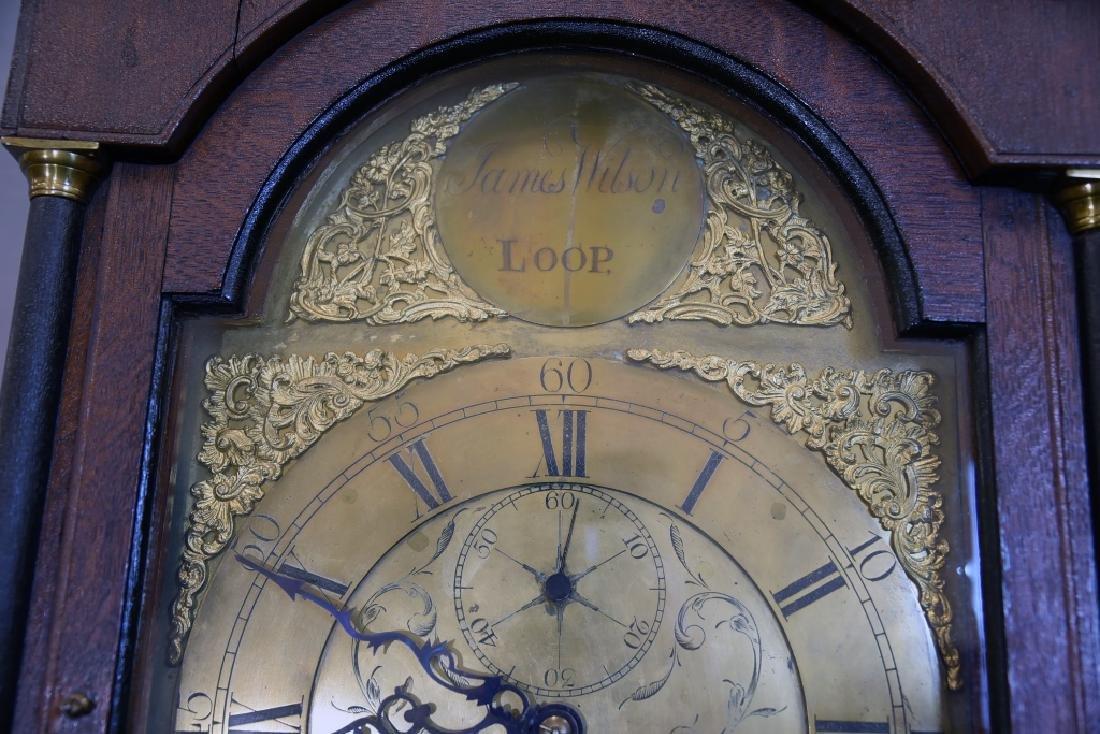 Circa 1780 Scottish Longcase Grandfather Clock - 7