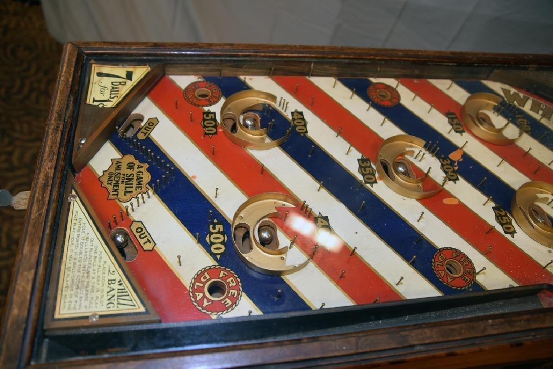 "1932 Whizz-Bang ""Model B"" Pinball Machine - 10"