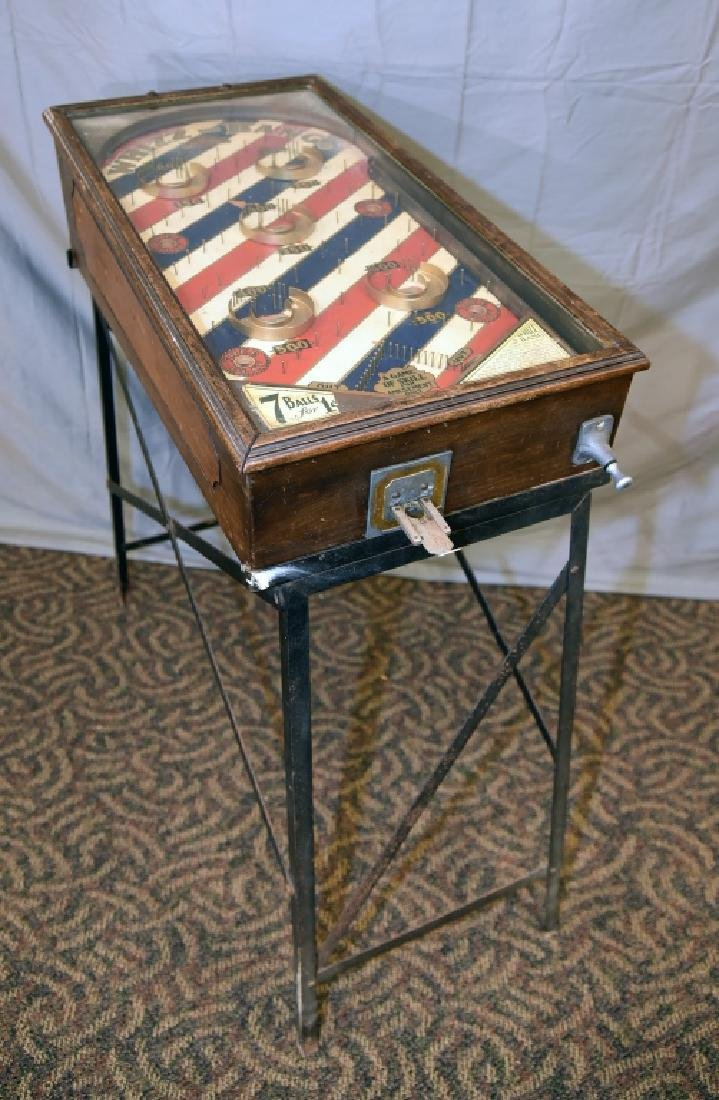 "1932 Whizz-Bang ""Model B"" Pinball Machine"