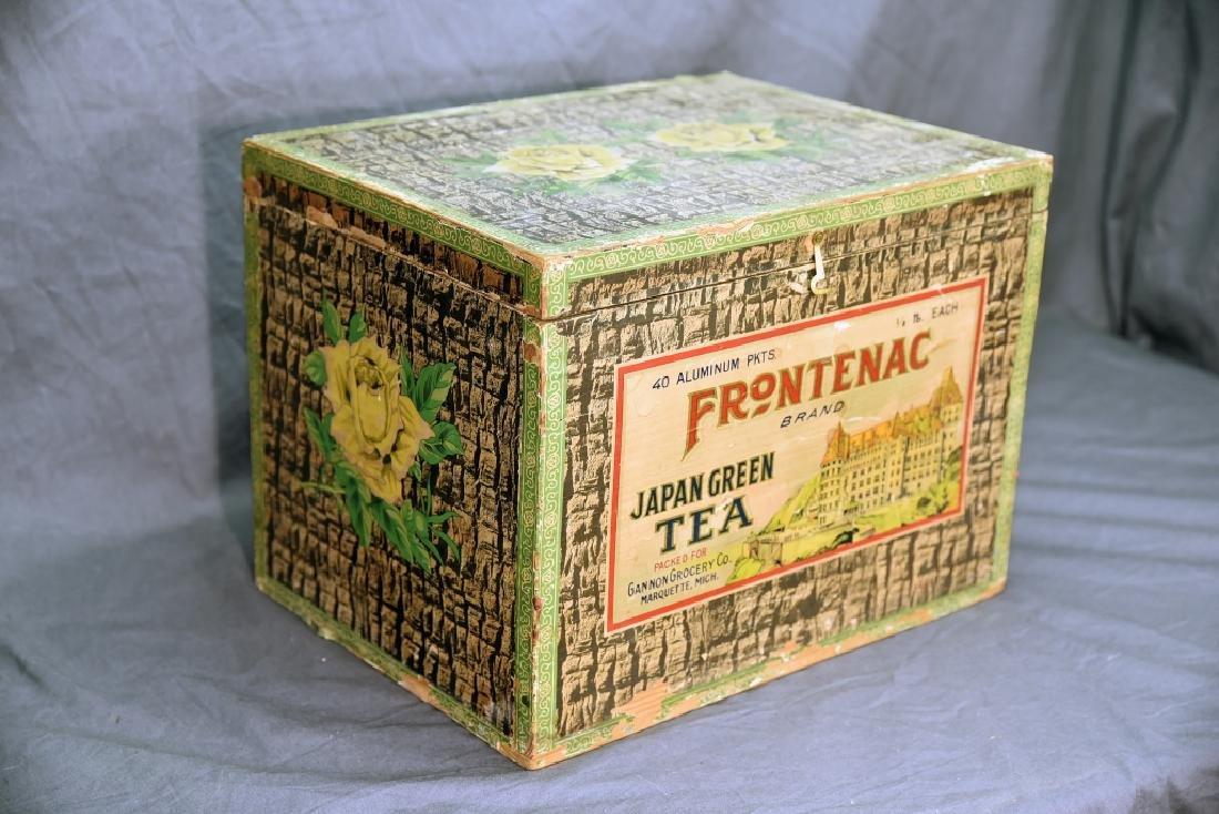 Frontenac Brand Japan Green Tea Box - 2