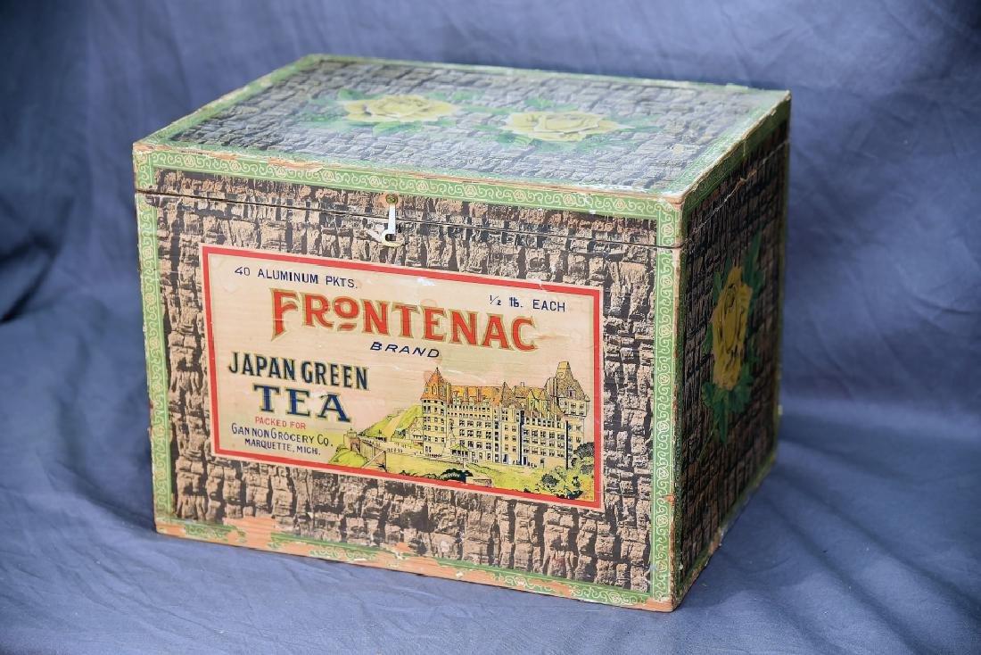 Frontenac Brand Japan Green Tea Box - 3