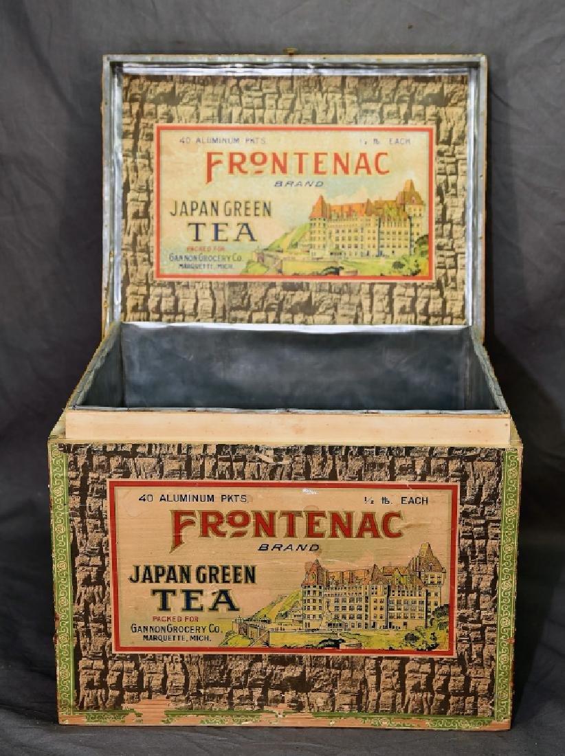 Frontenac Brand Japan Green Tea Box - 4