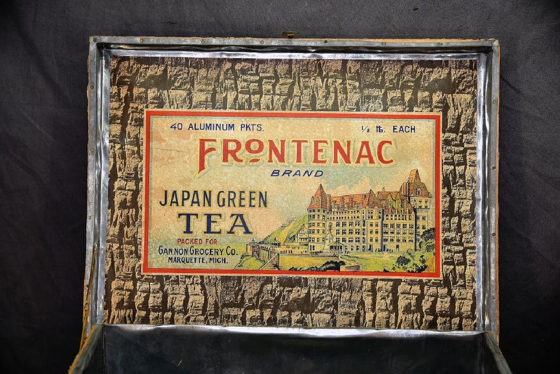Frontenac Brand Japan Green Tea Box - 5