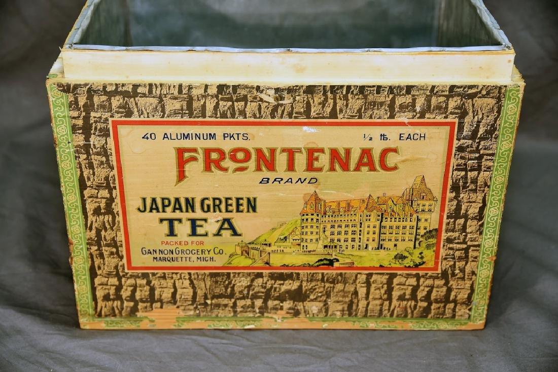 Frontenac Brand Japan Green Tea Box - 6