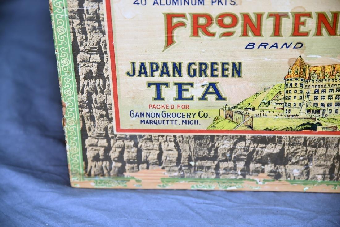 Frontenac Brand Japan Green Tea Box - 7