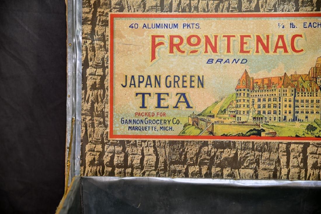 Frontenac Brand Japan Green Tea Box - 8