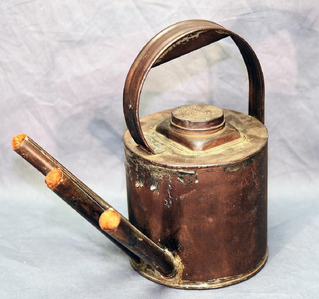 Early Tin Spearing Lantern
