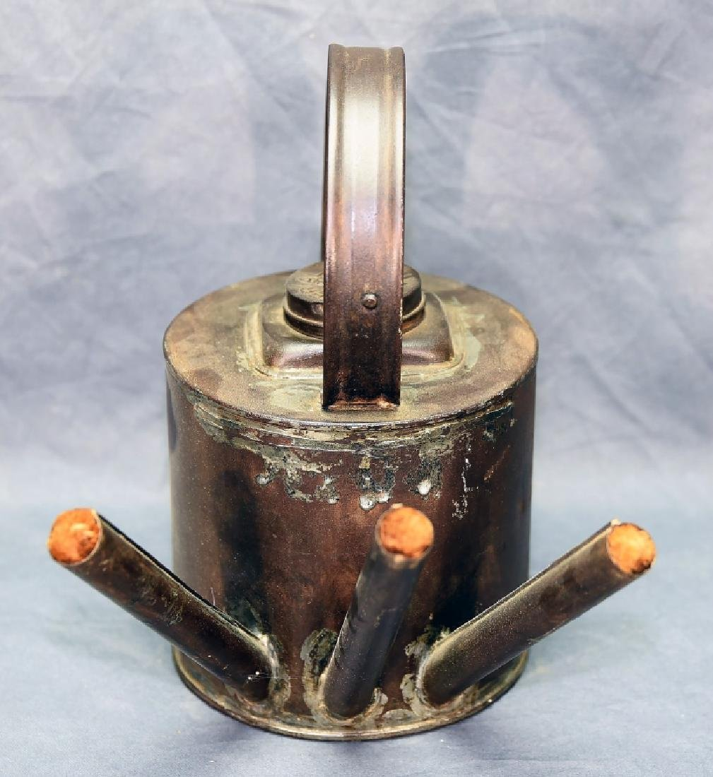 Early Tin Spearing Lantern - 2