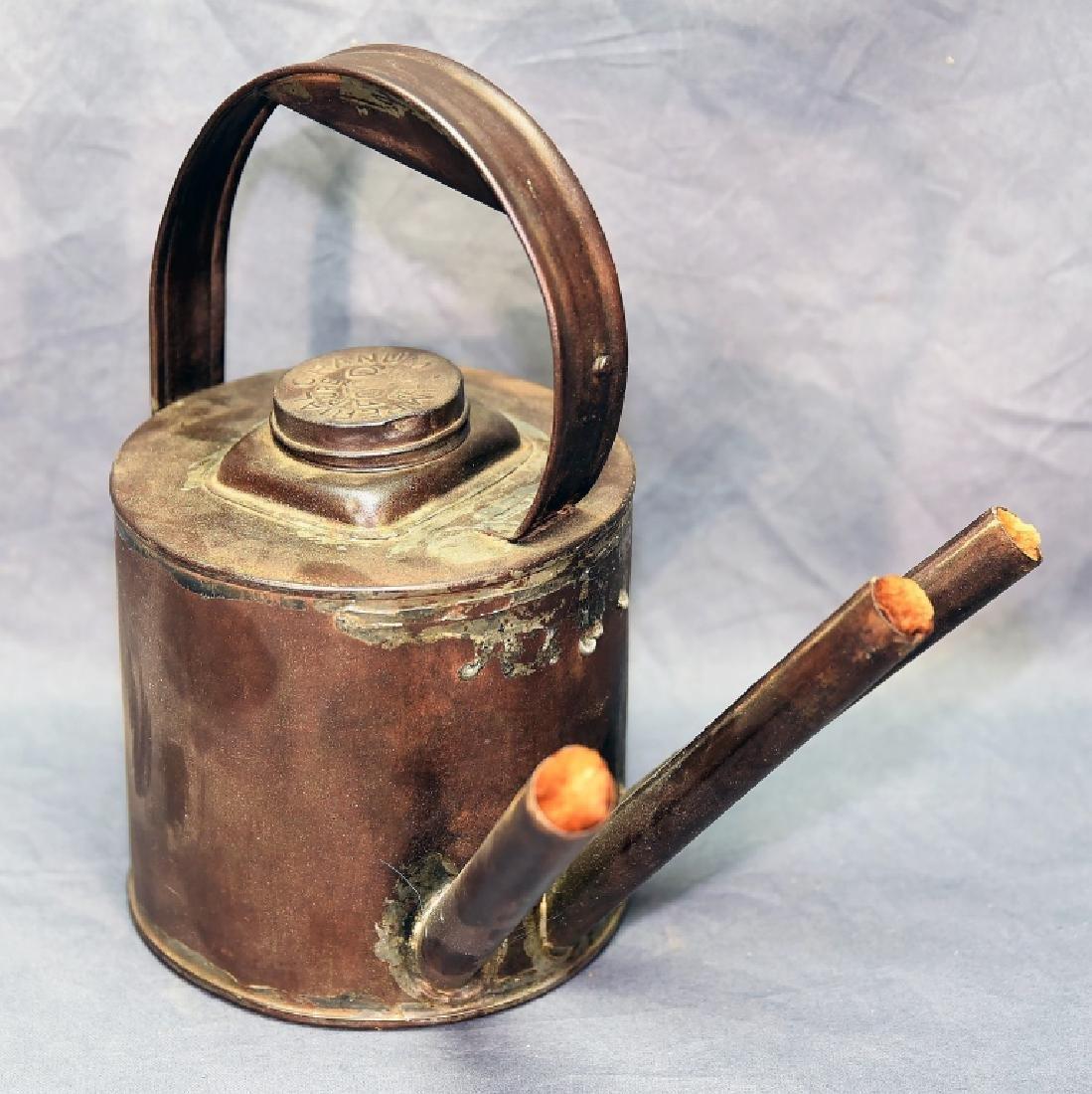 Early Tin Spearing Lantern - 3