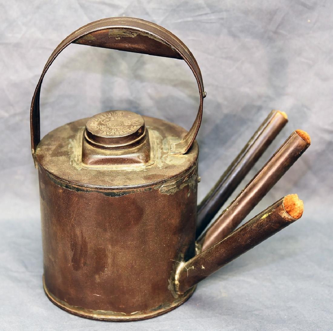 Early Tin Spearing Lantern - 4