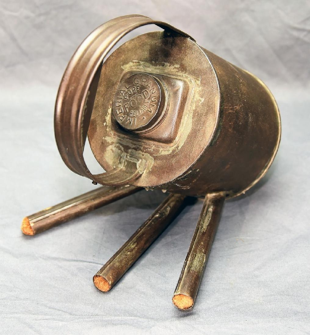Early Tin Spearing Lantern - 5