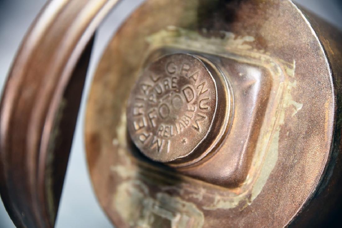 Early Tin Spearing Lantern - 6