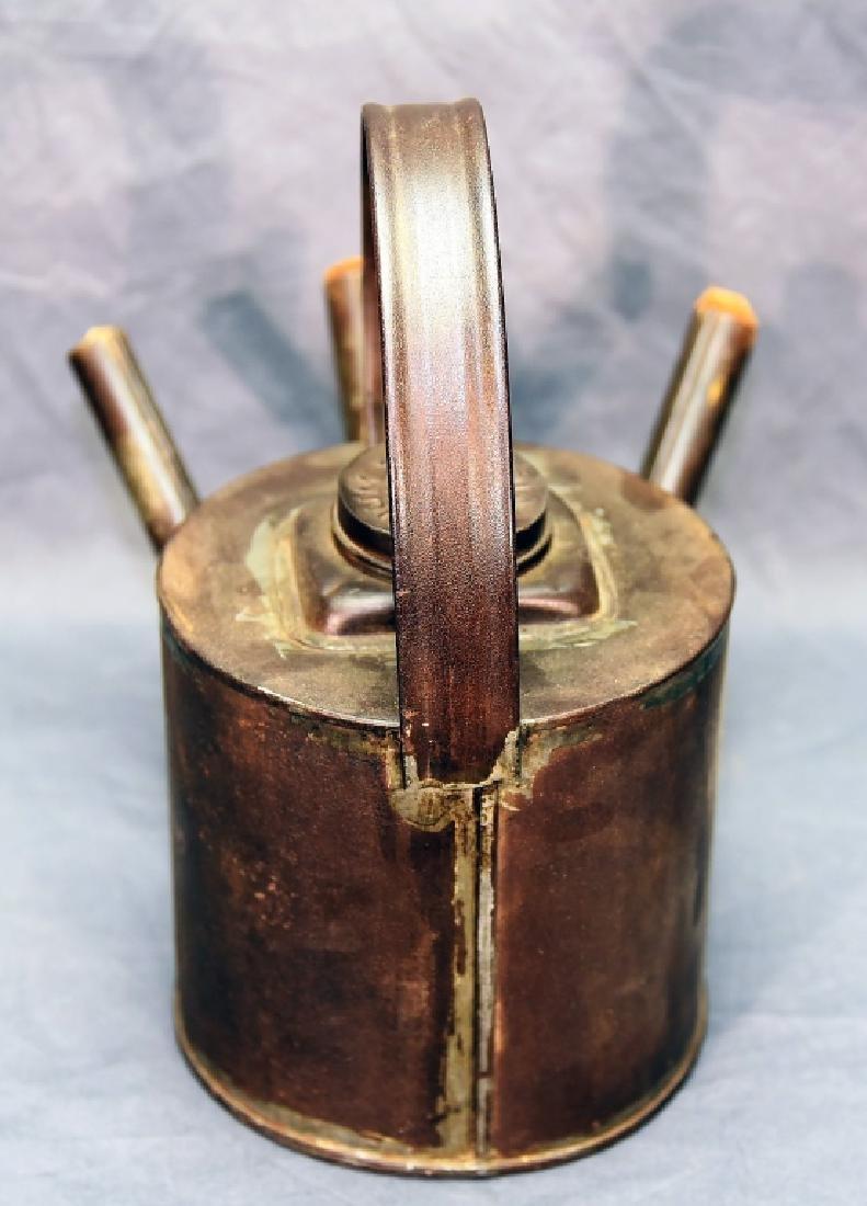 Early Tin Spearing Lantern - 8