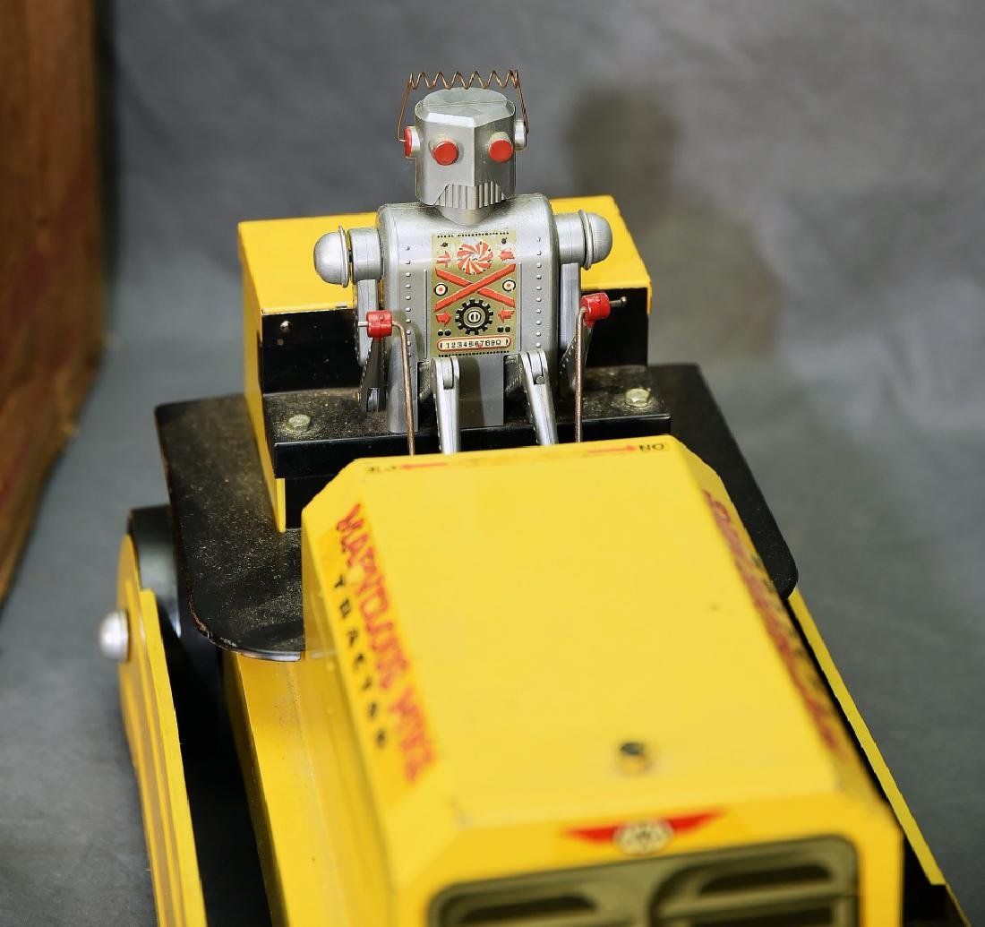 Marvelous Mike Robot Crawler Tractor w/Box - 4