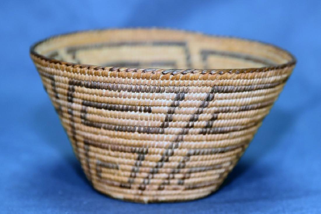 Small Native American Basket