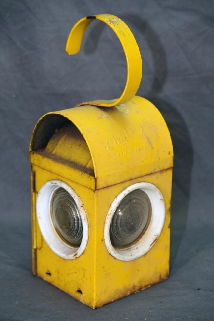 Chalwyn Railroad Lantern Made In England