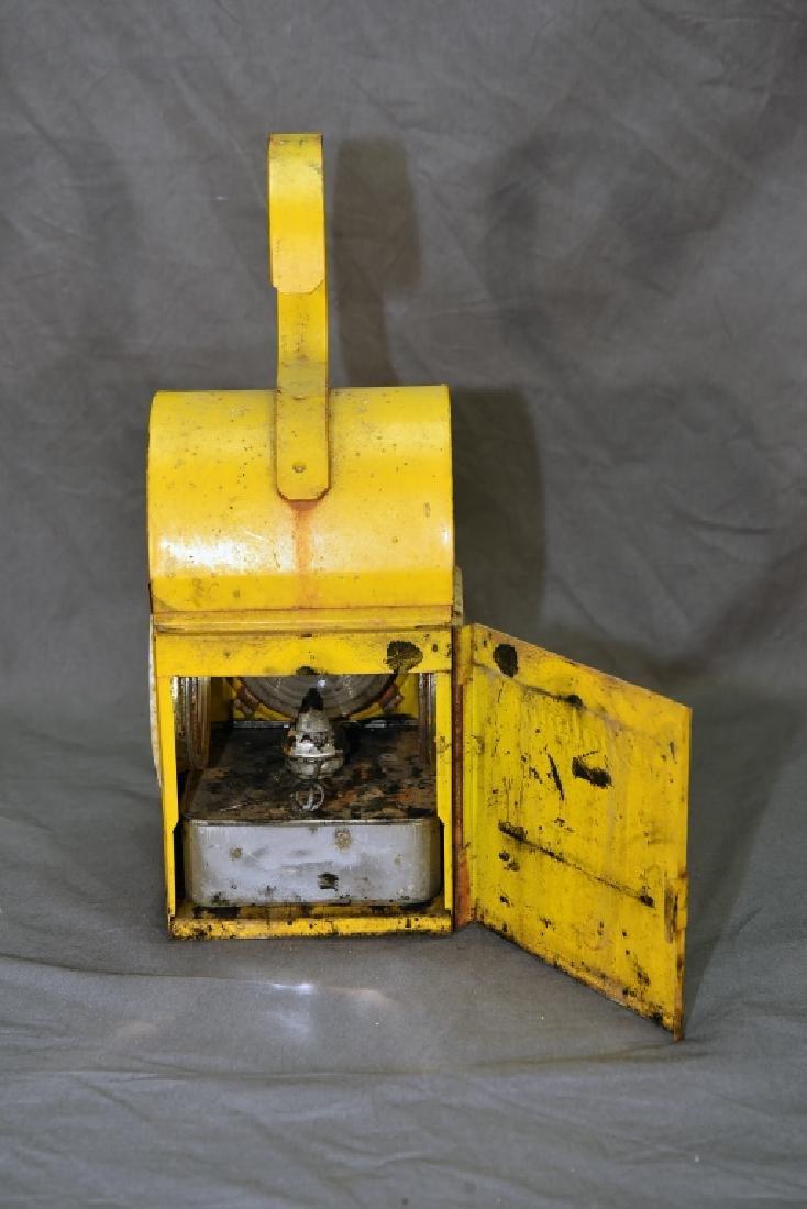 Chalwyn Railroad Lantern Made In England - 7