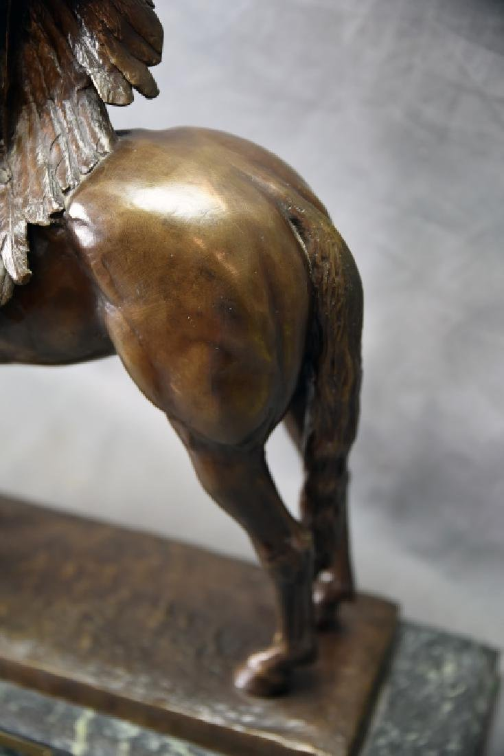 """C.E. Dallin """"Appeal To The Great Spirit"""" Bronze - 10"""
