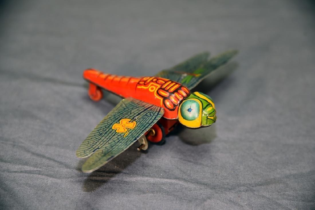 Lot of 4 Tin Toys - 8