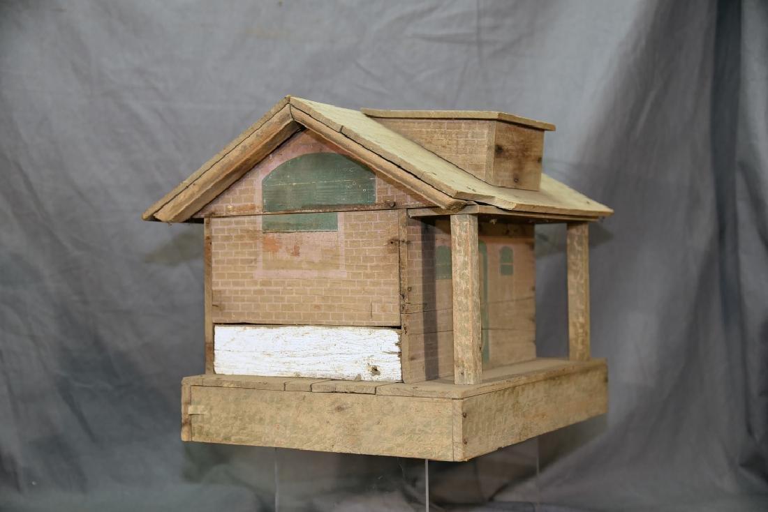 Wooden Farmhouse and Barn Set - 5