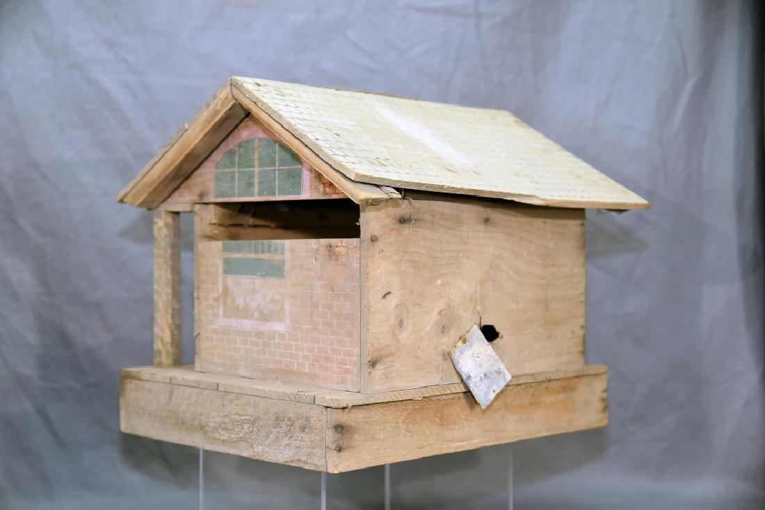 Wooden Farmhouse and Barn Set - 7