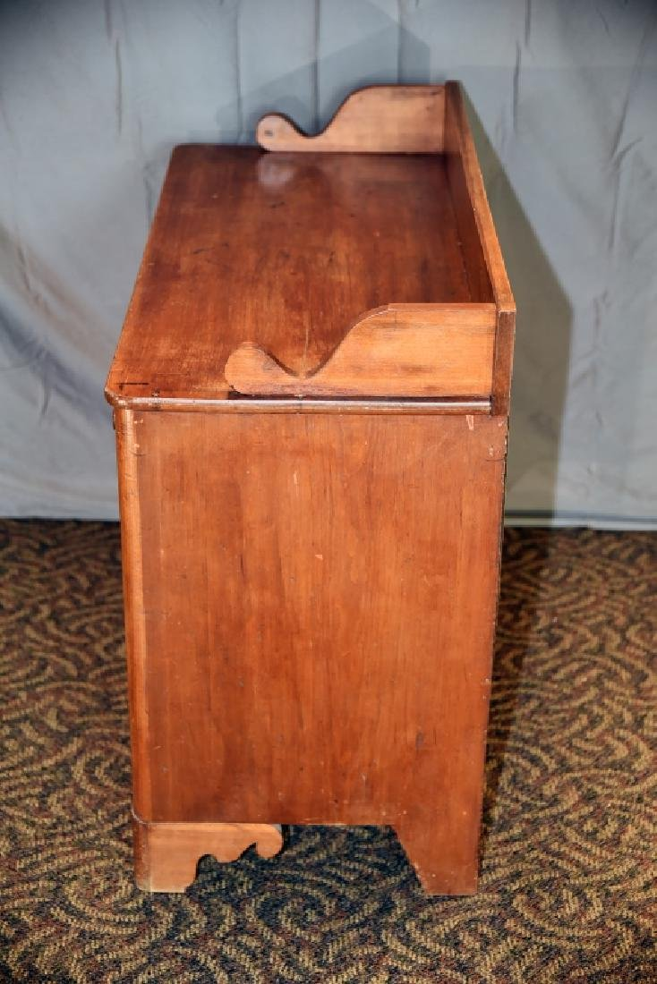 Cherry Washstand with 2 Drawers and 2 Doors - 5
