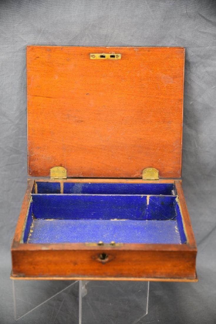 Ornate Inlaid Dresser Box - 2