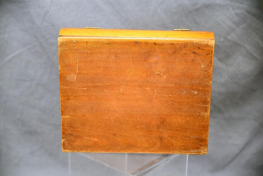 Ornate Inlaid Dresser Box - 4