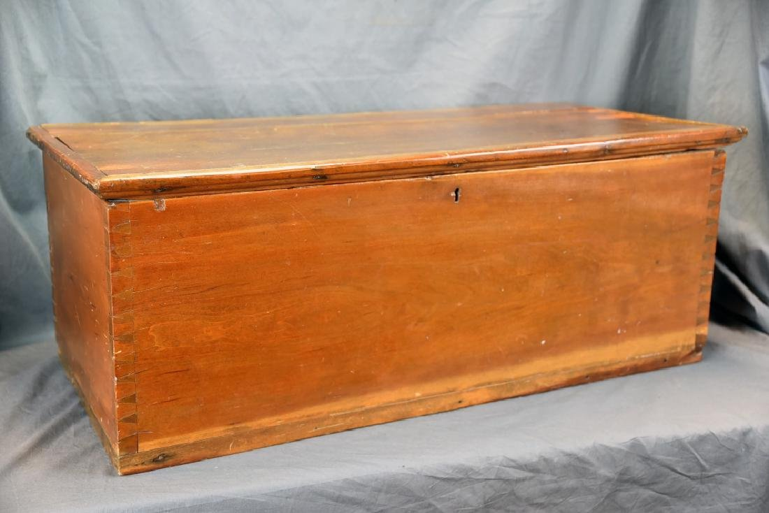 Hand Dovetailed Hope Chest